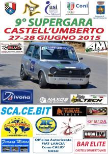 Locandina-Castell'Umberto-SUPERGARA-2015