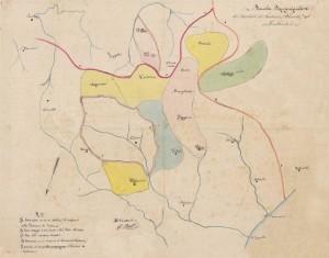 carta topografica di tortorici e Castania