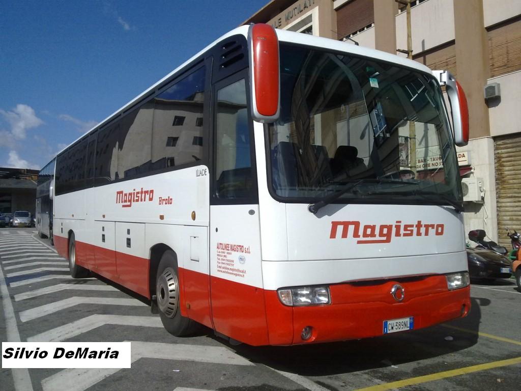 COMUNE di CASTELL'UMBERTO » AUTOLINEE MAGISTRO - ORARIO ESTIVO